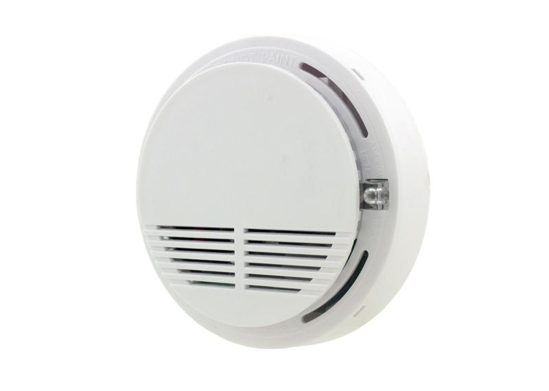smoke detector ls 828 3i longsin intelligence. Black Bedroom Furniture Sets. Home Design Ideas